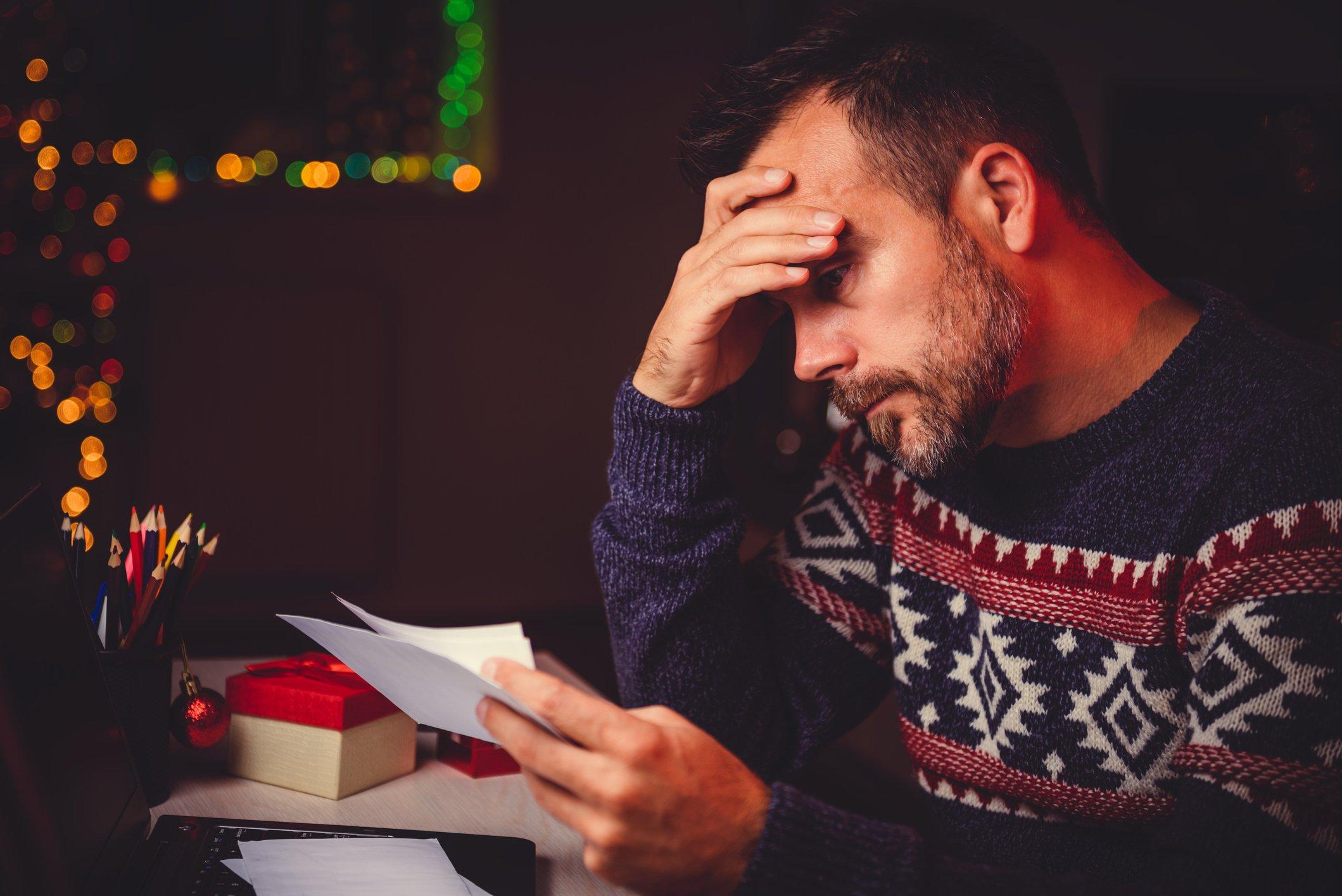 gastos navidad